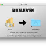 611 installation on mac os x